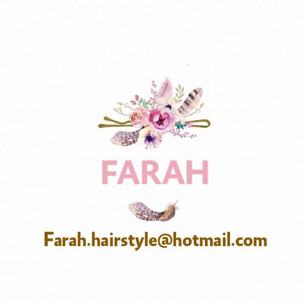 Farah Hairstyle