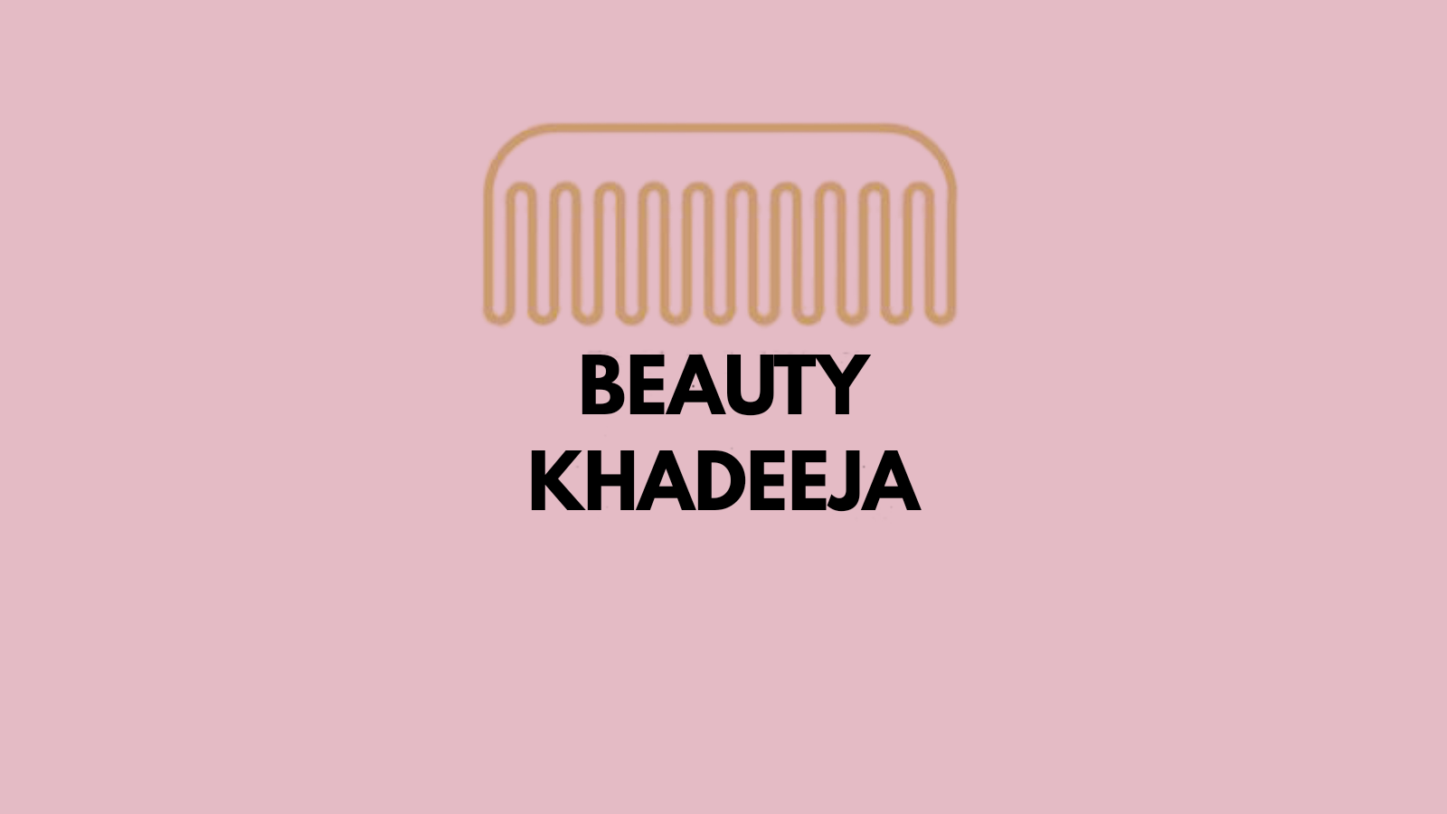 beauty khadejah/h