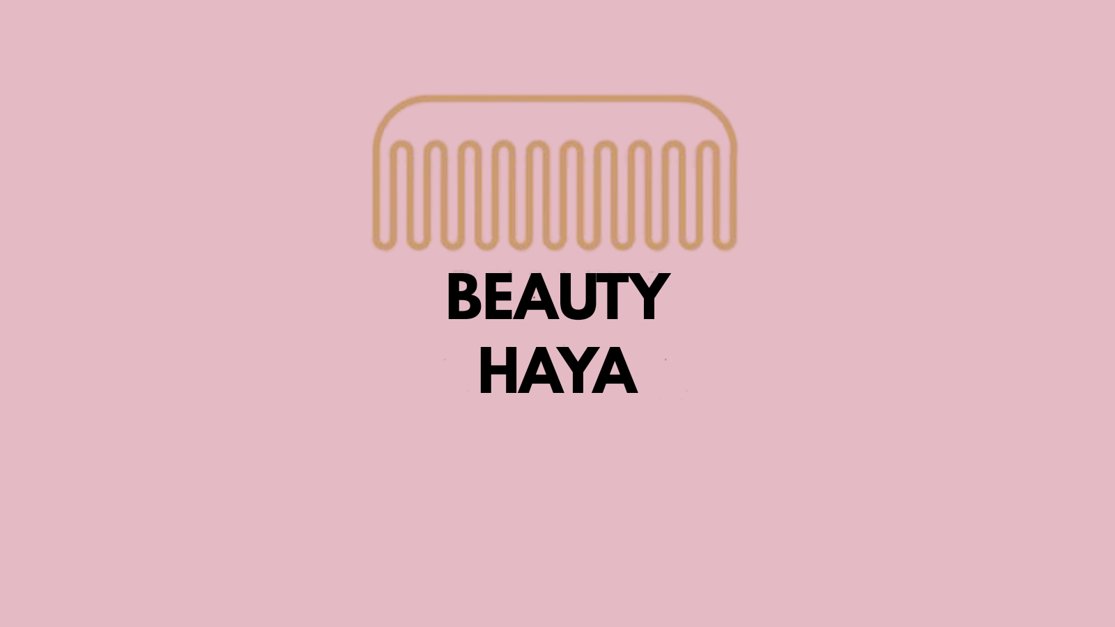 beauty haya/m