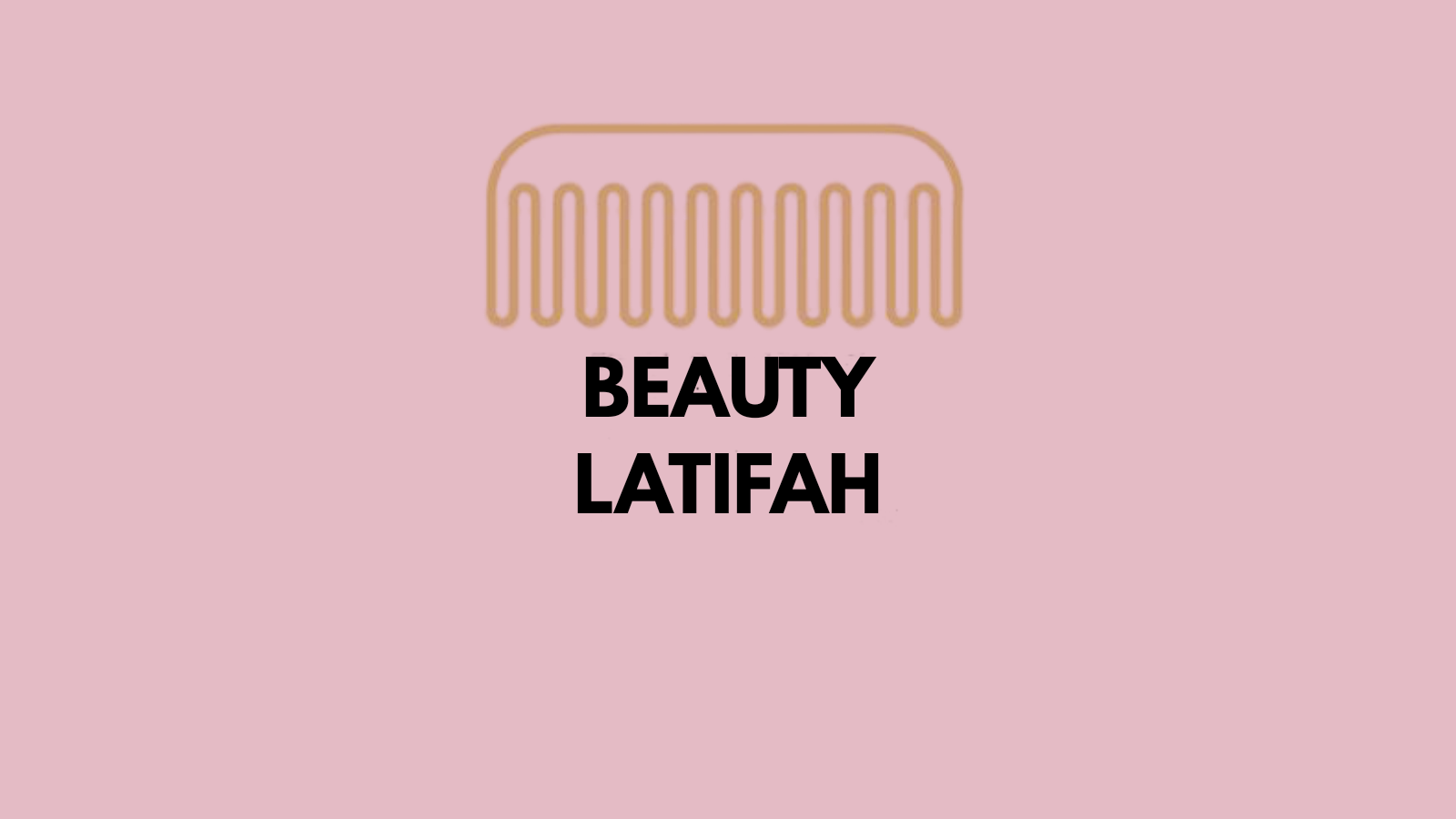 beauty latifah/m