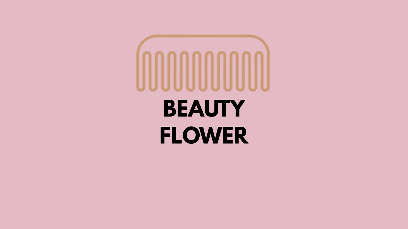 beauty flower
