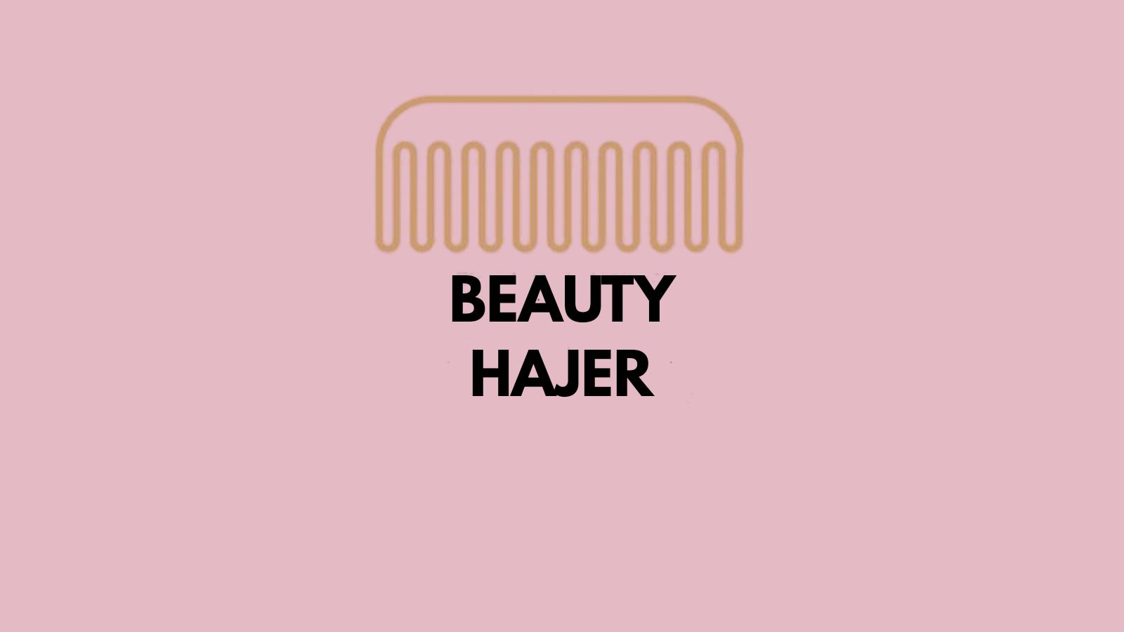 beauty hajer/h